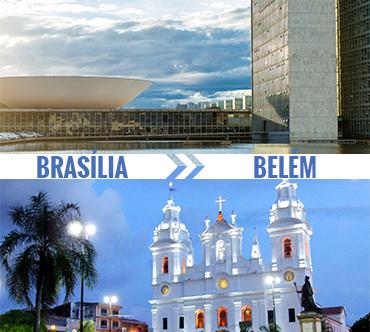 Brasília x Belém