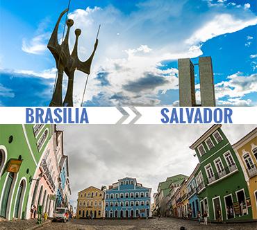 Brasília x Salvador