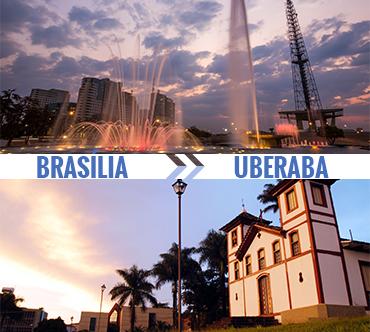 Brasília x Uberaba