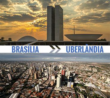 Brasília x Uberlândia