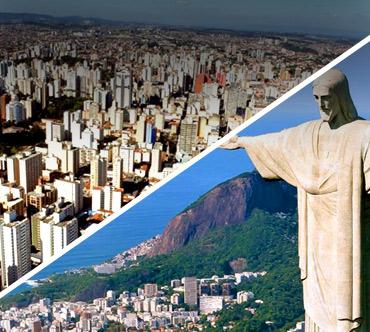 Campinas x Rio de Janeiro