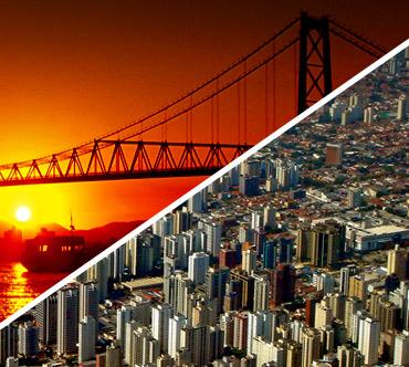 Florianópolis x Sao Paulo