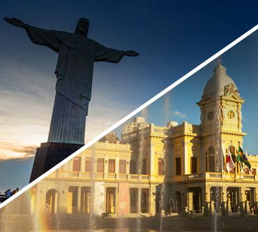 Rio de Janeiro x Belo Horizonte