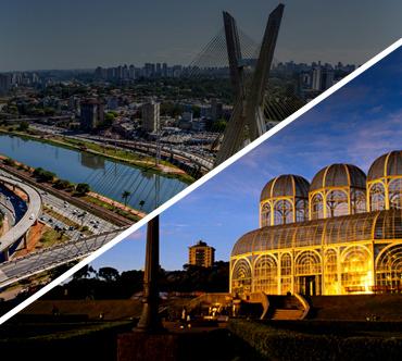 São Paulo x Curitiba