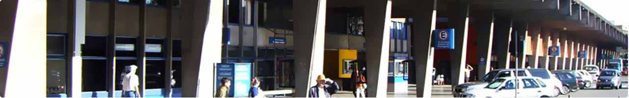 Sobre a Rodoviária de Curitiba